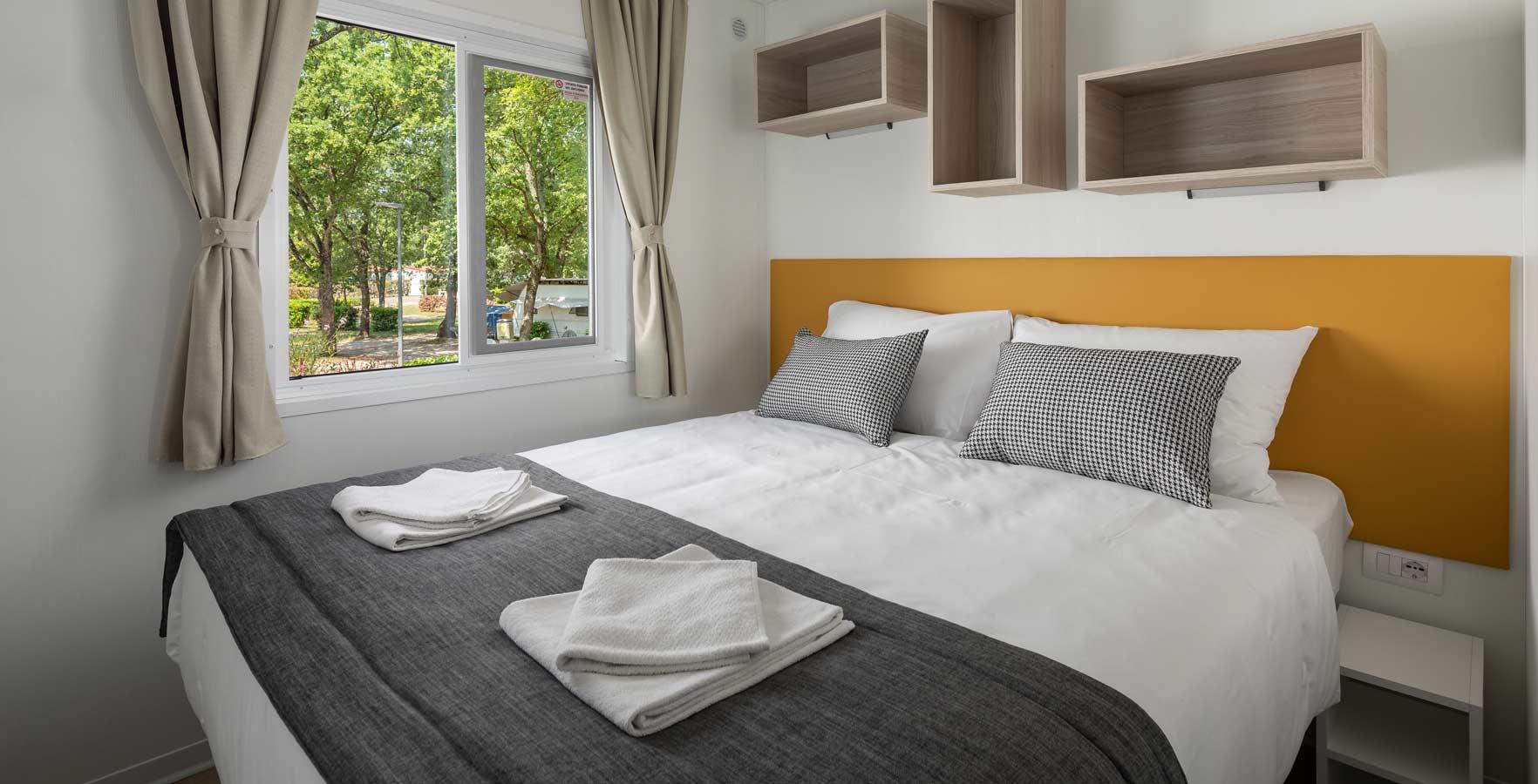 Neue Premium-Mobilheime Foto