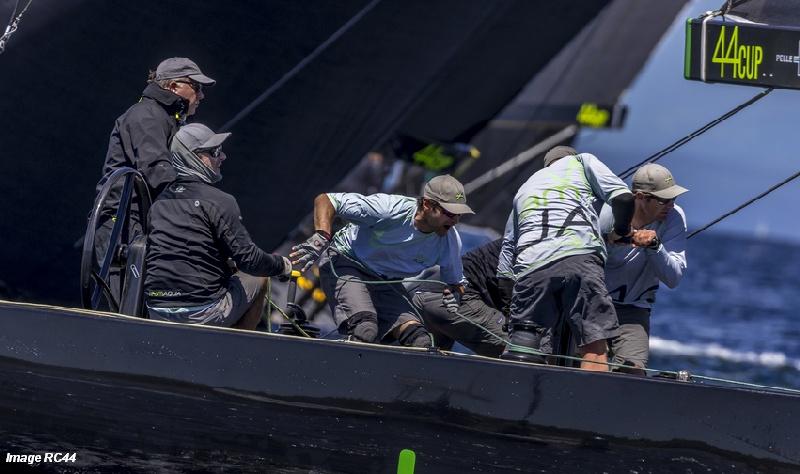 RC44 Team Aqua