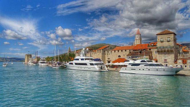 Yachtcharter im östlichen Mittelmeerraum