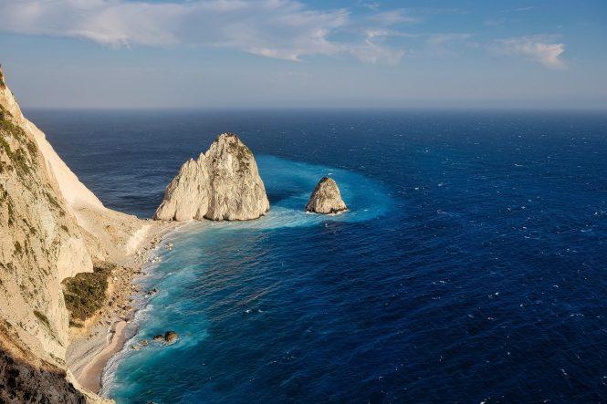 Zakynthos in Griechenland - Schönes Reiseziel für einen Superyacht-Charter